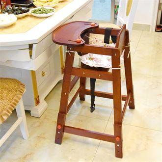 儿童餐椅实木多功能宝宝吃饭座椅餐桌椅酒店专用椅婴儿宝宝椅子