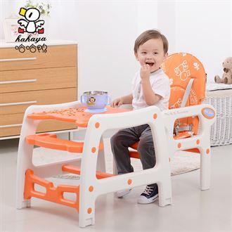 哈哈鸭儿童餐椅多功能吃饭座椅子小孩便携bb凳婴儿特价宝宝餐桌椅