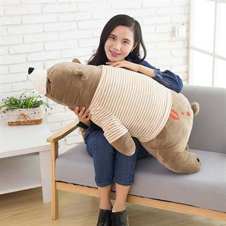 冬季加厚汽车抱枕被子两用大号 办公室纯棉靠垫沙发枕头被小靠枕